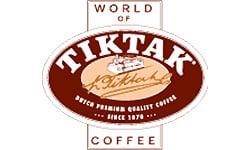 Tik Tak koffieautomaat leverancier